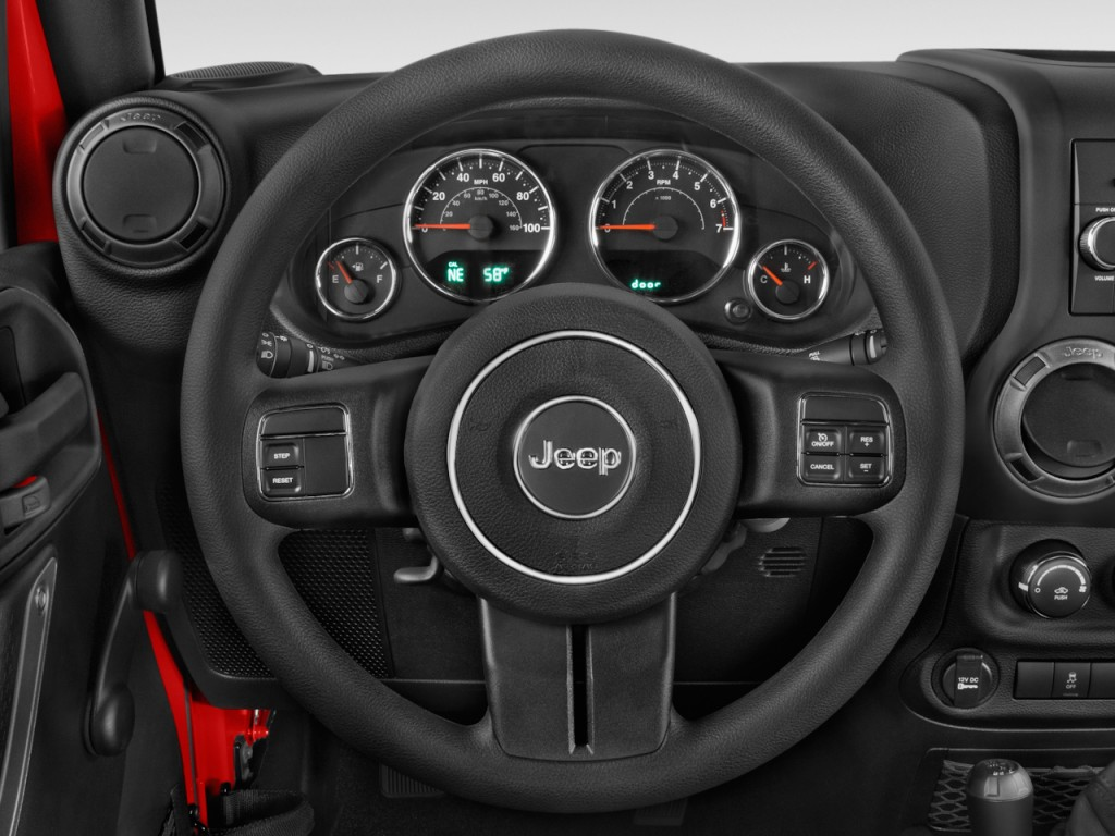 Jeep Patriot Gas Mileage >> Image: 2016 Jeep Wrangler Unlimited 4WD 4-door Sport ...