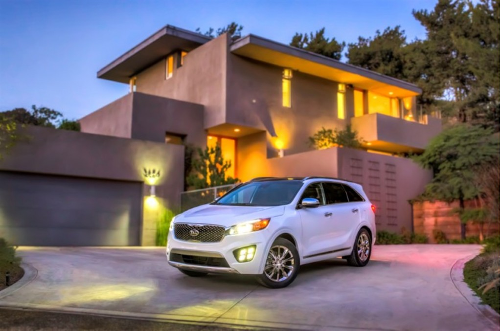2016 Kia Sorento Recalled For Malfunctioning Gas Pedal