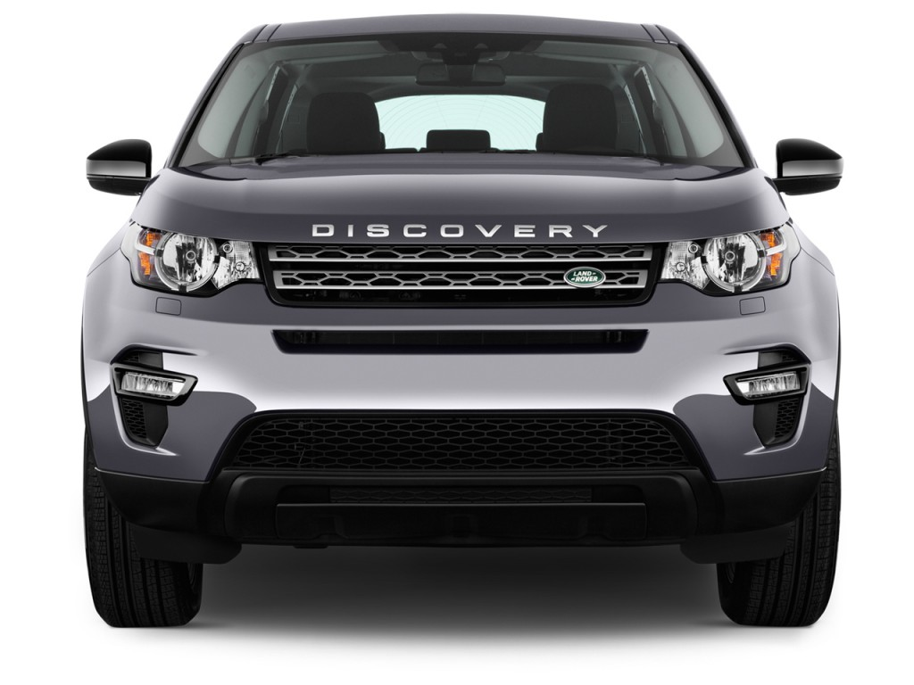 image 2016 land rover discovery sport awd 4 door hse lux front exterior view size 1024 x 768. Black Bedroom Furniture Sets. Home Design Ideas