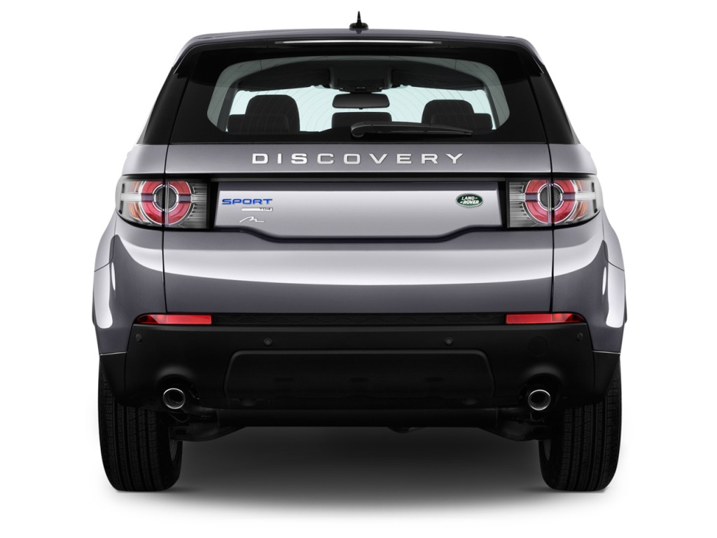 Image 2016 Land Rover Discovery Sport Awd 4 Door Hse Lux