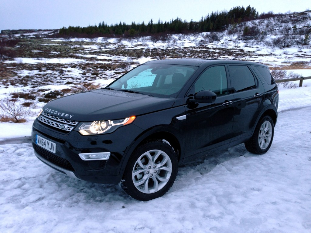 Fantastic Image 2016 Land Rover Discovery Sport  First Drive