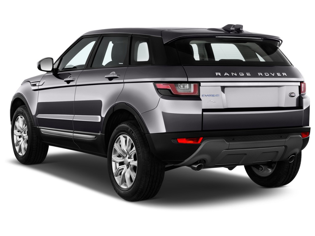 image 2016 land rover range rover evoque 2 door coupe hse dynamic ltd avail angular rear. Black Bedroom Furniture Sets. Home Design Ideas
