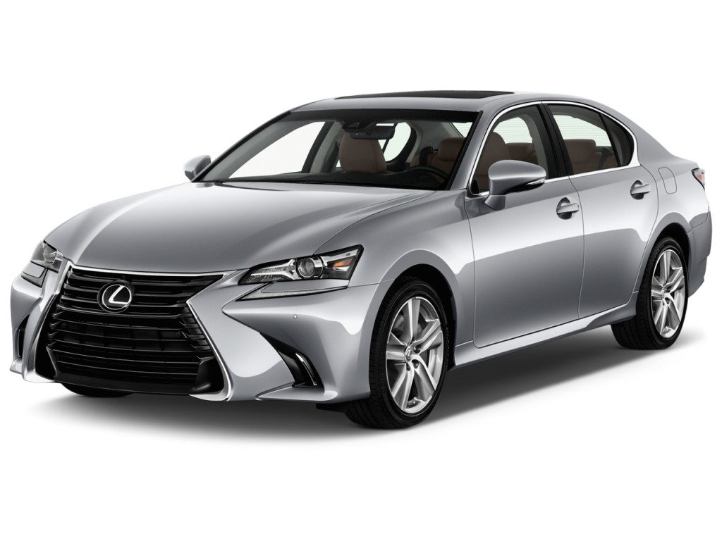Image 2016 Lexus Gs 200t 4 Door Sedan Rwd Angular Front