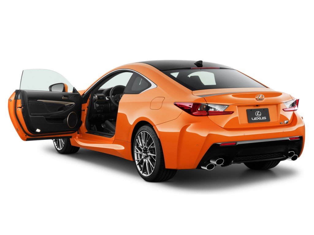 Lexus Sc 2016 >> Image: 2016 Lexus RC F 2-door Coupe Open Doors, size: 1024 x 768, type: gif, posted on: December ...