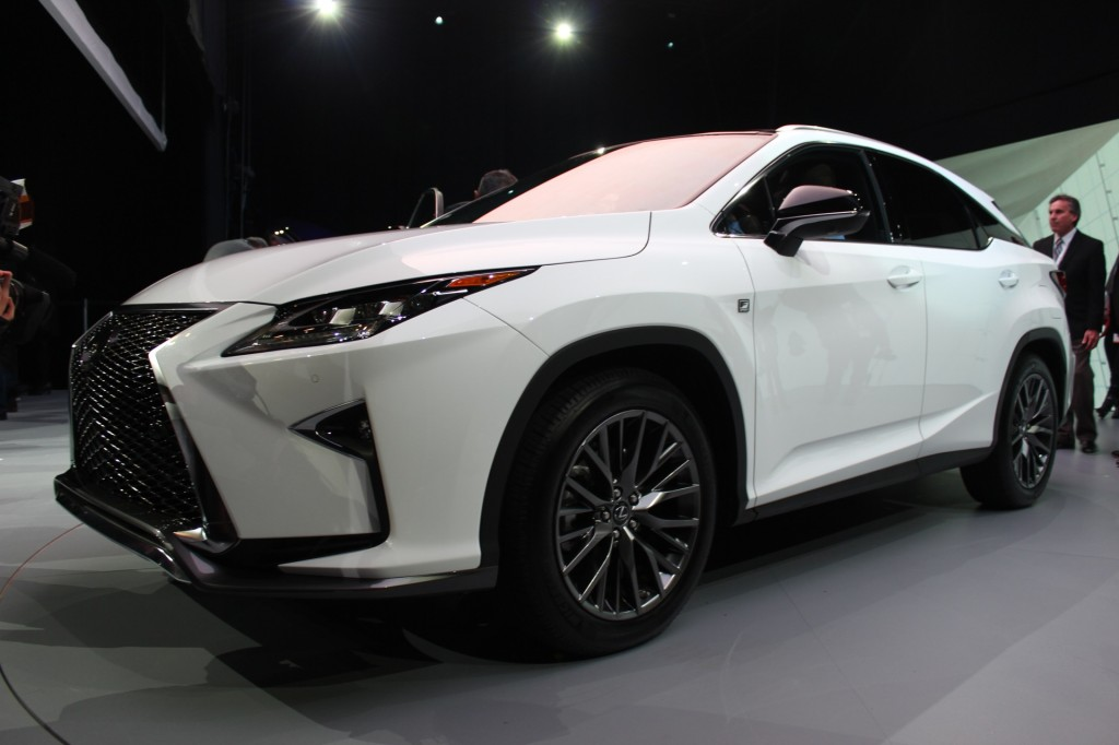 image 2016 lexus rx 2015 ny auto show live photos size 1024 x 682 type gif posted on. Black Bedroom Furniture Sets. Home Design Ideas