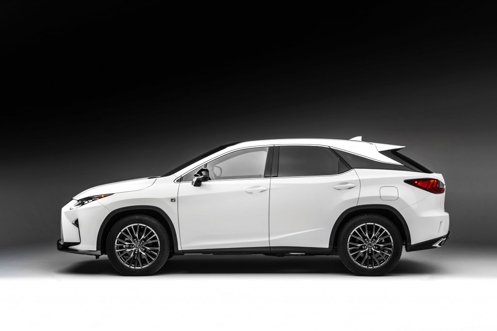 2016 Lexus RX Video Preview