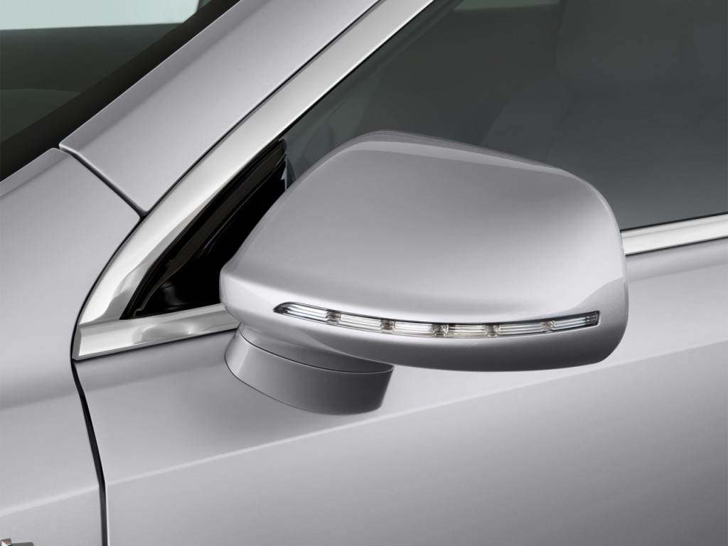 Image: 2016 Lincoln MKT 4-door Wagon 3.7L FWD Mirror, size ...