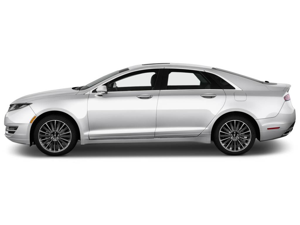 Image 2016 Lincoln Mkz 4 Door Sedan Hybrid Fwd Side