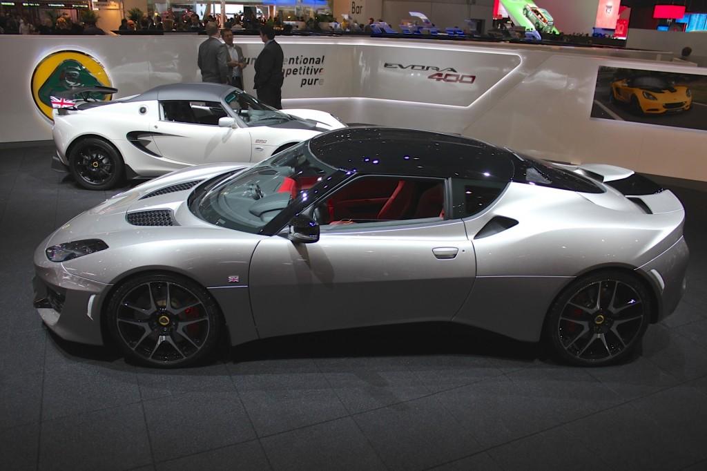 Image: 2017 Lotus Evora 400, 2015 Geneva Motor Show, size: 1024 x 682 ...