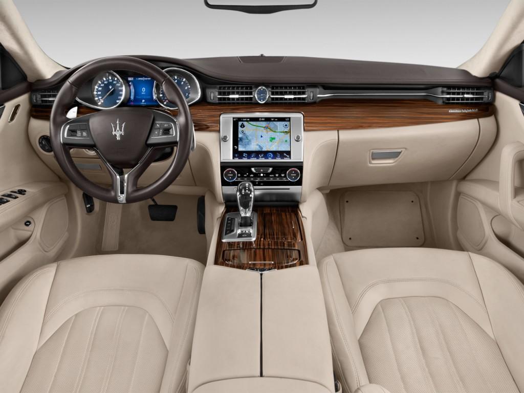 Image 2016 Maserati Quattroporte 4 Door Sedan