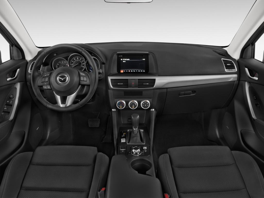 Image: 2016 Mazda CX-5 FWD 4-door Auto Grand Touring ...