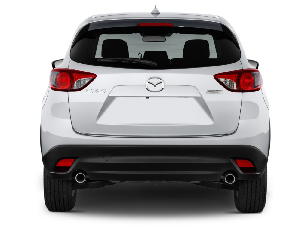 image 2016 mazda cx 5 fwd 4 door auto grand touring rear exterior view size 1024 x 768 type. Black Bedroom Furniture Sets. Home Design Ideas