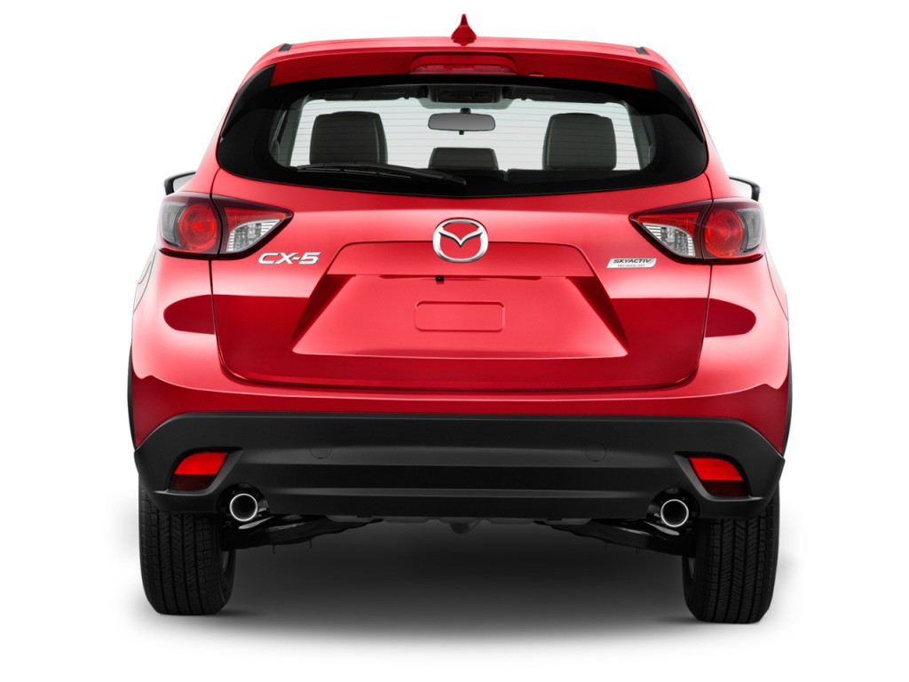 image 2016 mazda cx 5 fwd 4 door auto sport rear exterior view size. Black Bedroom Furniture Sets. Home Design Ideas