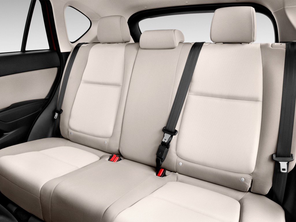 image 2016 mazda cx 5 fwd 4 door auto sport rear seats size 1024 x 768 type gif posted on. Black Bedroom Furniture Sets. Home Design Ideas