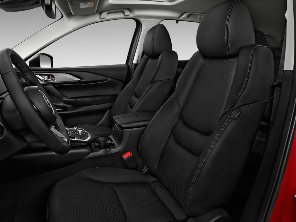 Image: 2016 Mazda CX-9 FWD 4-door Touring Front Seats ...