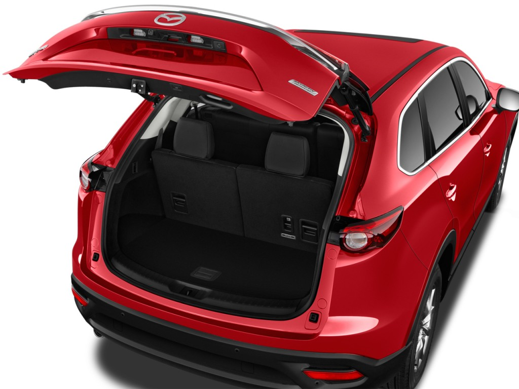 Image 2016 Mazda Cx 9 Fwd 4 Door Touring Trunk Size 1024 X 768 Type Gif Posted On October