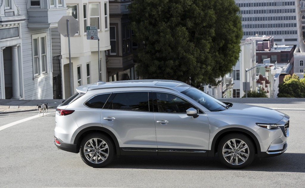 Image 2016 Mazda Cx 9 Size 1024 X 632 Type Gif Posted On May 20 2016 7 25 Am The Car
