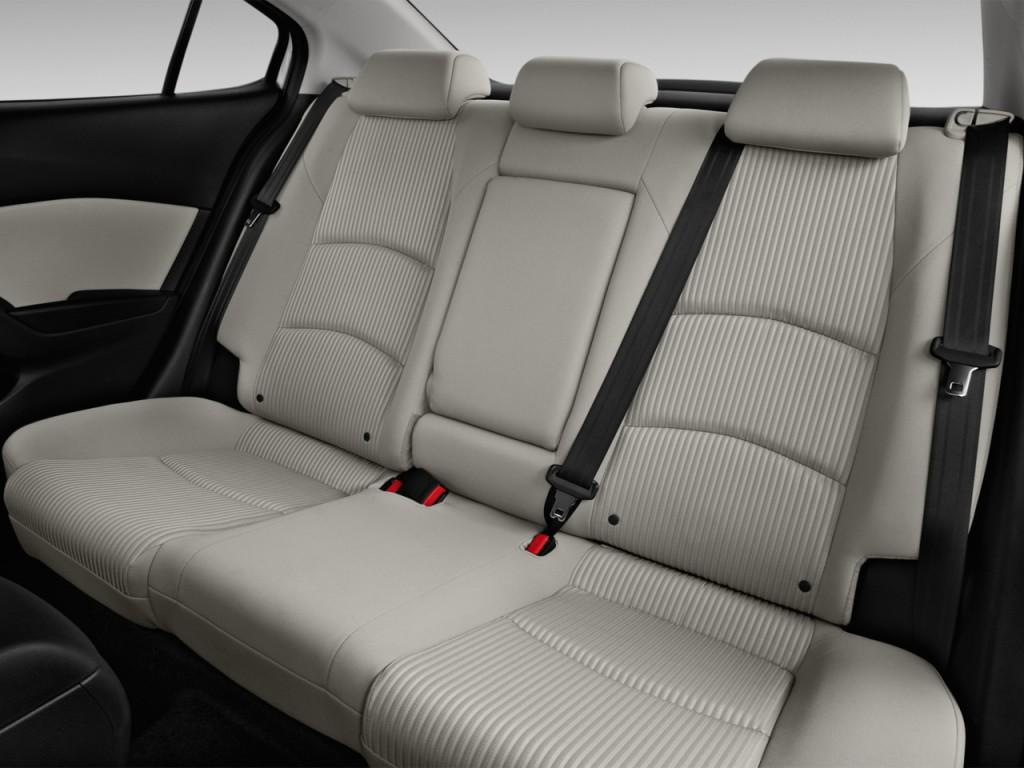 Image 2016 Mazda Mazda3 4 Door Sedan Auto I Touring Rear Seats Size 1024 X 768 Type Gif