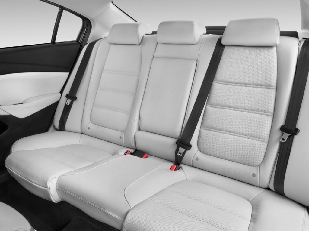Image 2016 Mazda Mazda6 4 Door Sedan Auto I Grand Touring Rear Seats Size 1024 X 768 Type