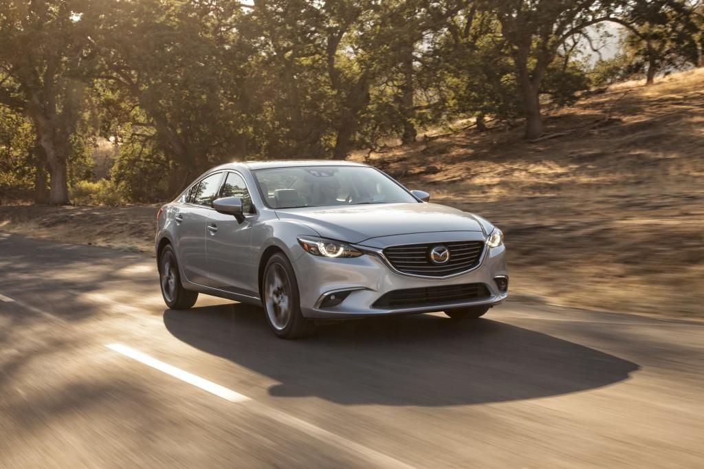 2014-2016 Mazda3, Mazda6 recalled over parking brake woes: 228,000 vehicles affected