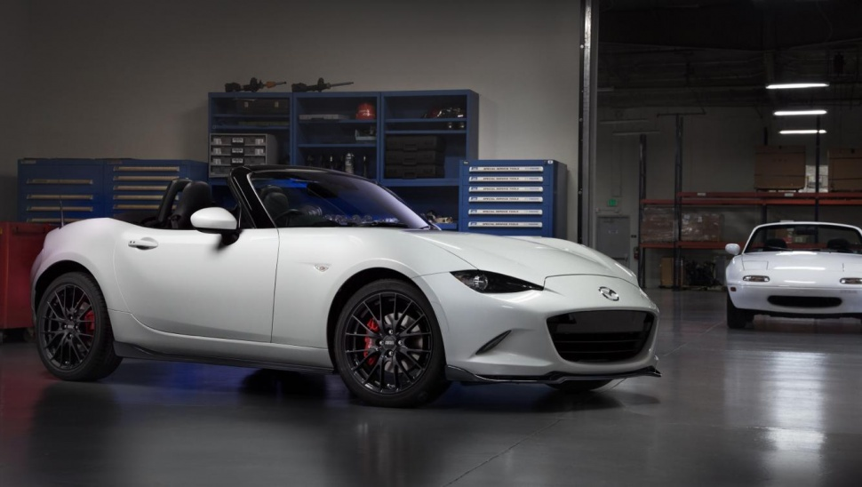 2016 Mazda Mx 5 Accessories Previewed With New Concept
