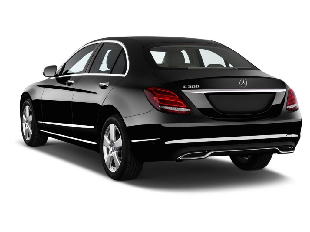 Image 2016 mercedes benz c class 4 door sedan c300 luxury for Mercedes benz c300 black