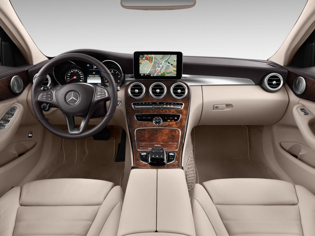 Image 2016 Mercedes Benz C Class 4 Door Sedan C300 Luxury