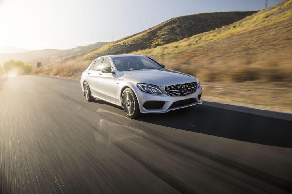 2016 BMW 3-Series vs. 2016 Mercedes-Benz C-Class: Compare Cars