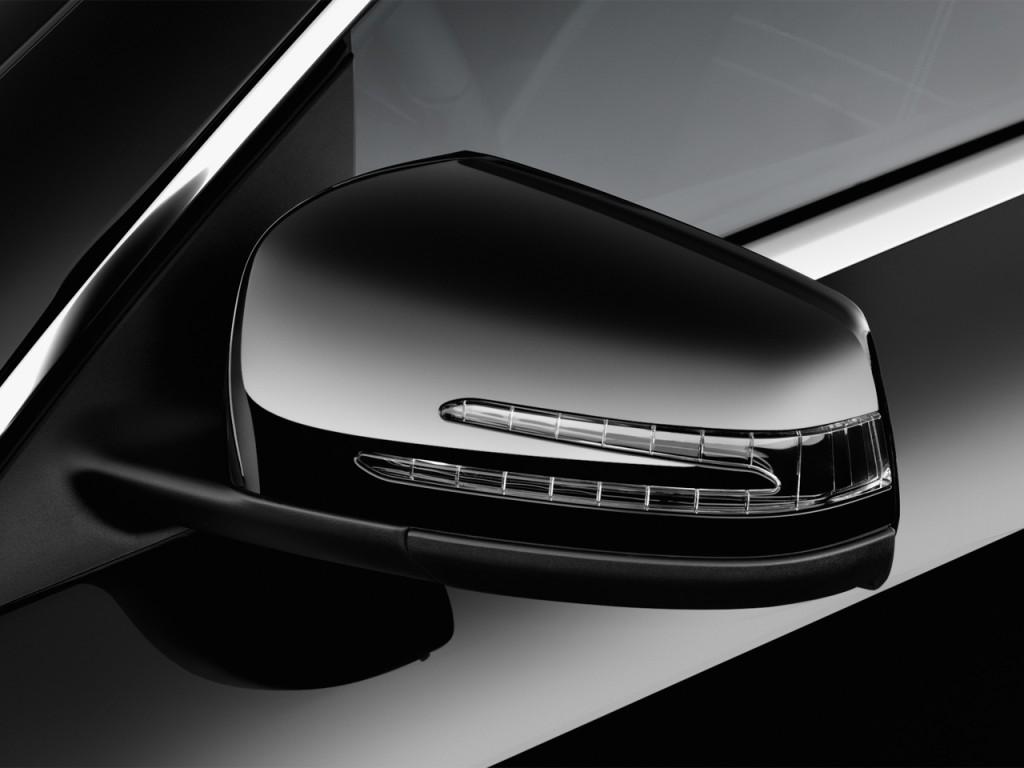 Image 2016 mercedes benz cla class 4 door sedan cla250 for Mercedes benz side mirror price