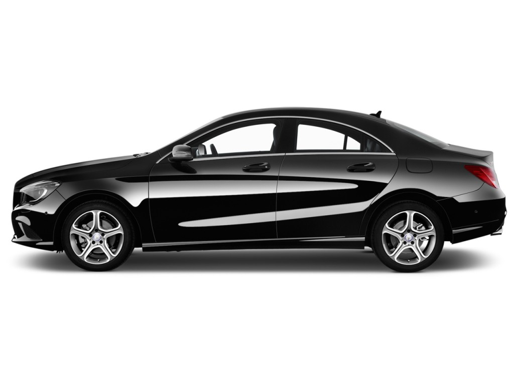 image 2016 mercedes benz cla class 4 door sedan cla250 fwd side exterior view size 1024 x 768. Black Bedroom Furniture Sets. Home Design Ideas