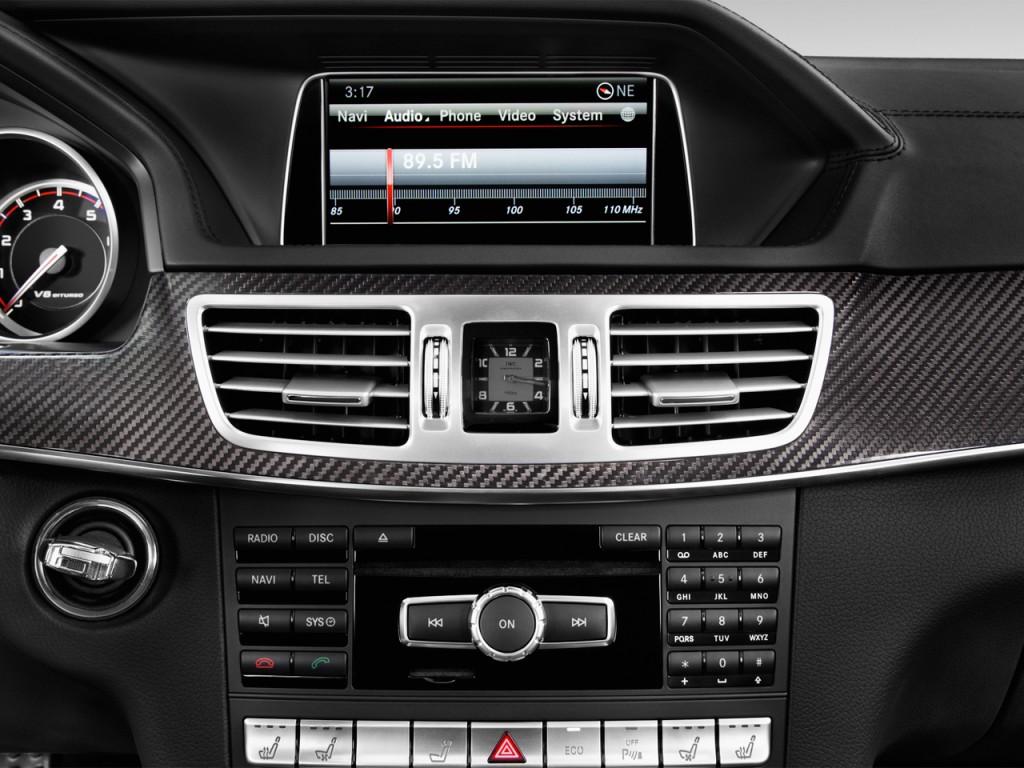 Image 2016 mercedes benz e class 4 door wagon amg e63 s for Mercedes benz car audio