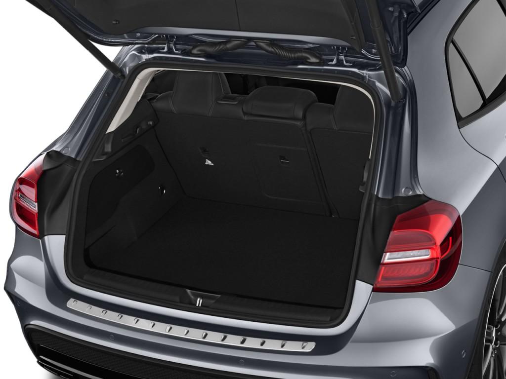 Image 2016 Mercedes Benz Gla Class 4matic 4 Door Amg