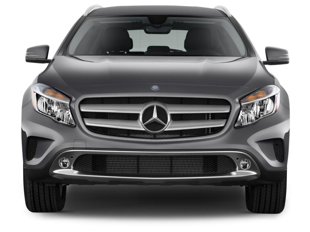 Image 2016 Mercedes Benz Gla Class Fwd 4 Door Gla250