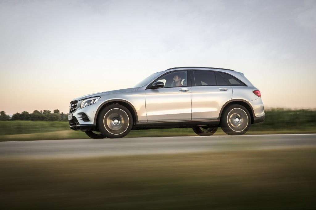 2016 Mercedes-Benz GLC 300: Quick Drive