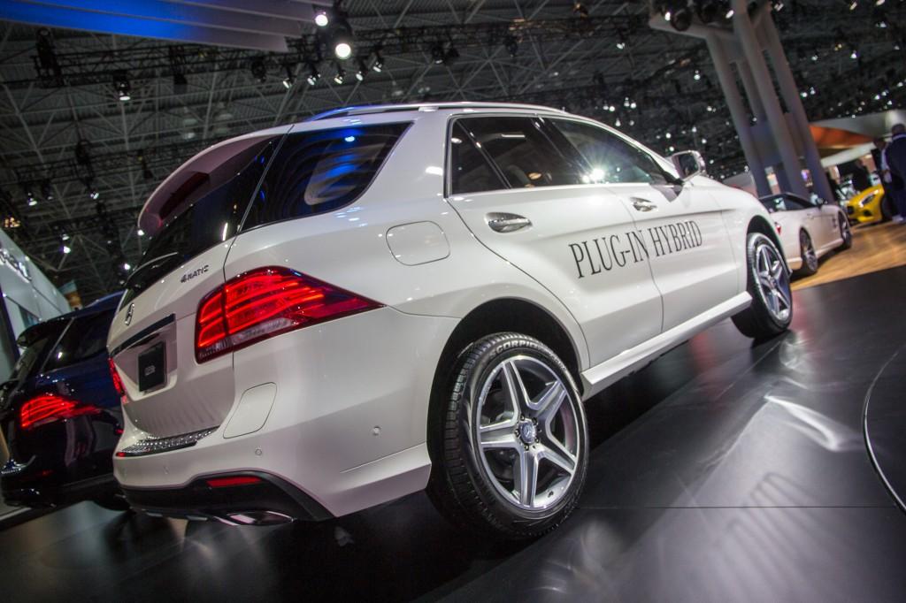 Image 2016 Mercedes Benz Gle 550e Plug In Hybrid 2015