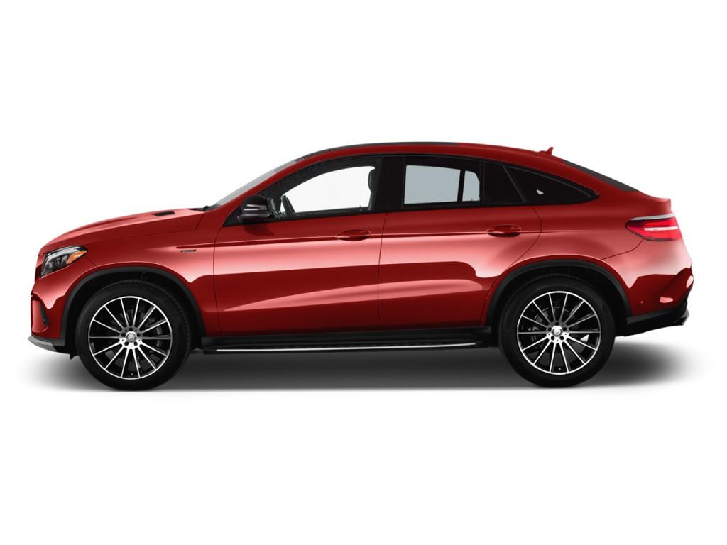 Image 2016 mercedes benz gle class 4matic 4 door gle 450 for Mercedes benz 4 door coupe