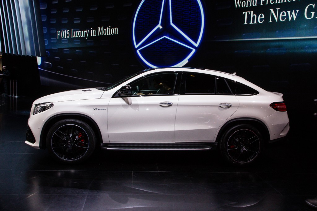 Image 2016 Mercedes Amg Gle63 S Coupe 4matic Live Photos 2017