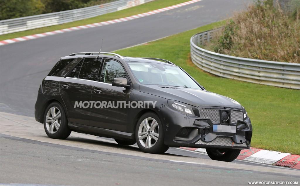 Image 2016 mercedes benz gle m class spy shots size for Mercedes benz complaint department