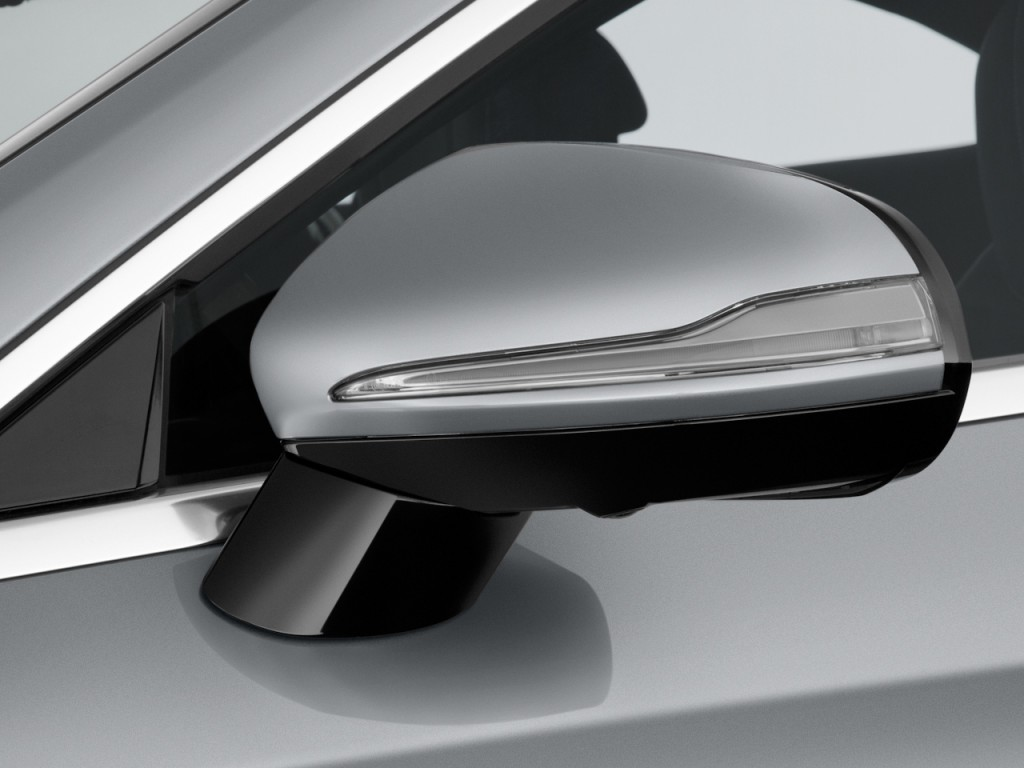 image: 2016 mercedes-benz s class 2-door coupe s550 4matic mirror