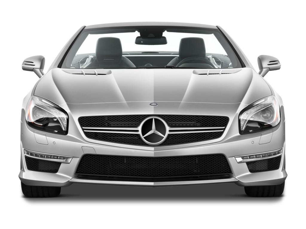 Image 2016 Mercedes Benz Sl Class 2 Door Roadster Amg Sl63 Front Exterior View Size 1024 X