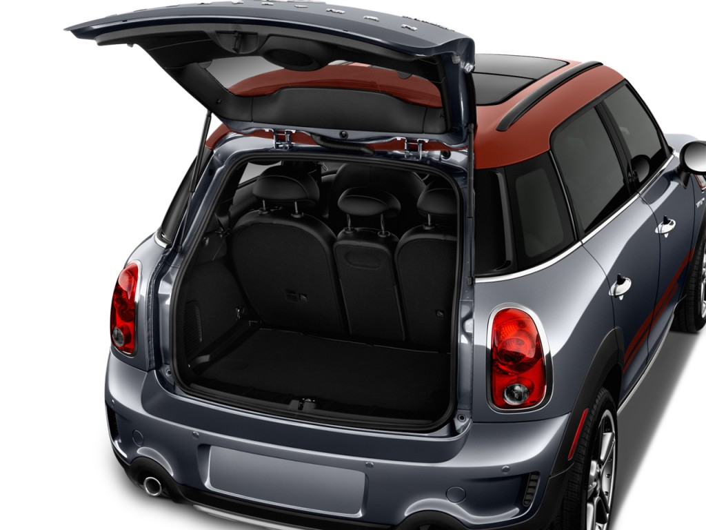 image 2016 mini cooper countryman fwd 4 door s trunk. Black Bedroom Furniture Sets. Home Design Ideas