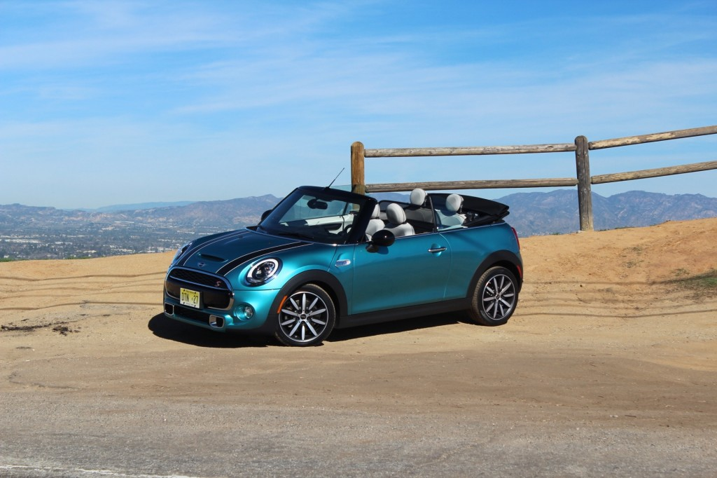 Model Image 2016 MINI Cooper S Convertible  First Drive Size 1024 X 682 Type