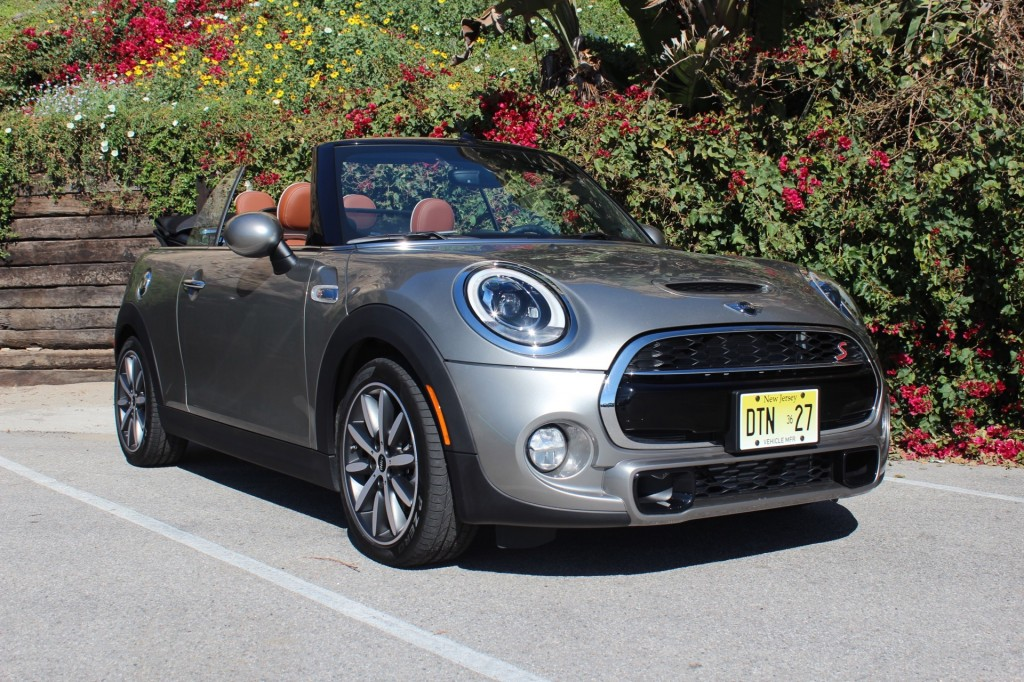 Image 2016 Mini Cooper S Convertible First Drive Size