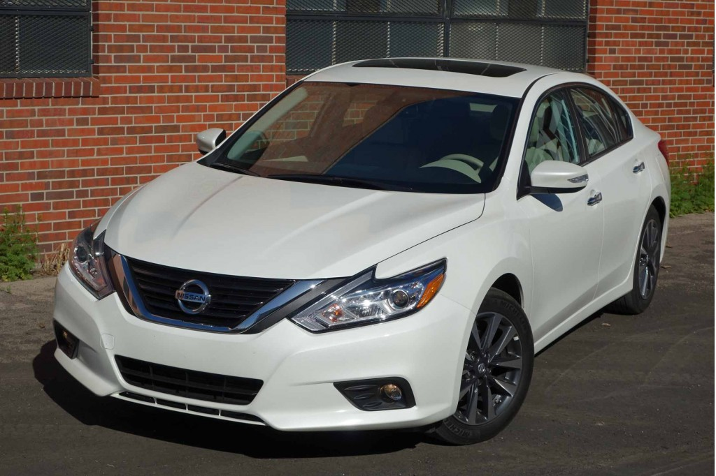 2016 Nissan Altima Gas Mileage