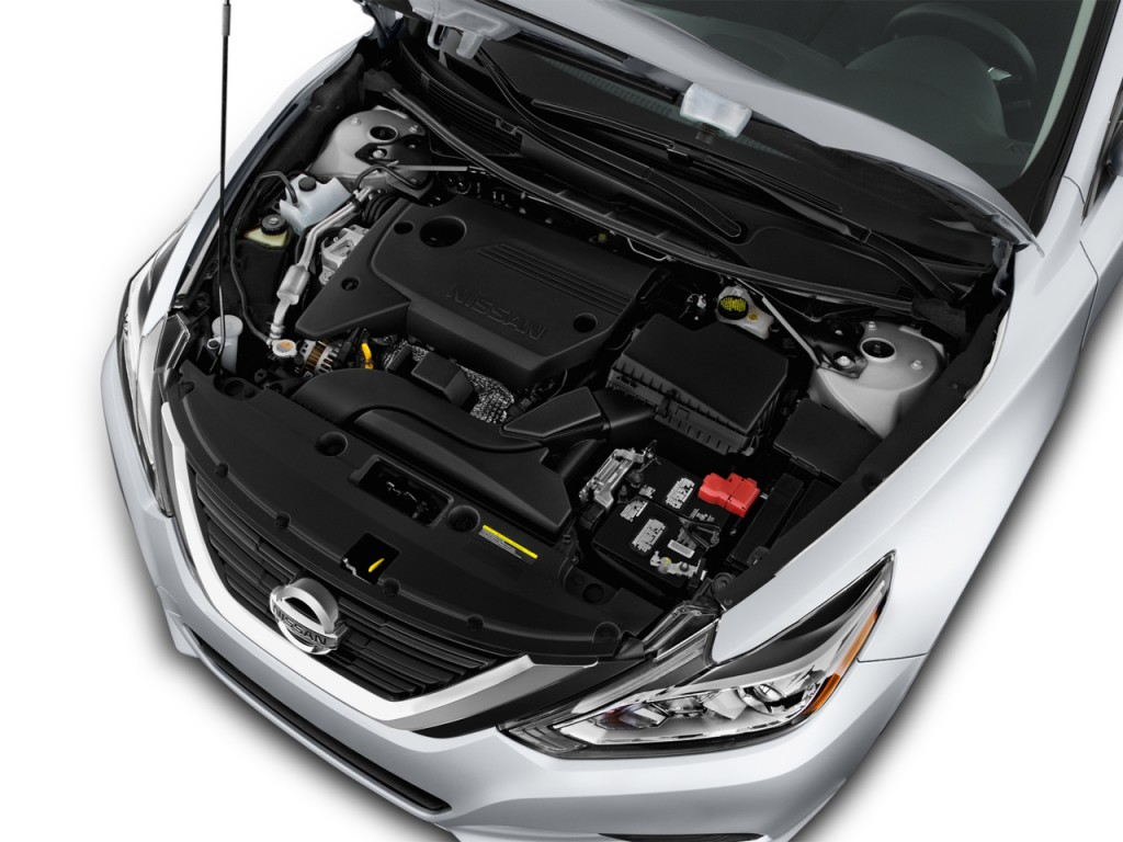 Image 2016 Nissan Altima 4 Door Sedan I4 2 5 S Engine