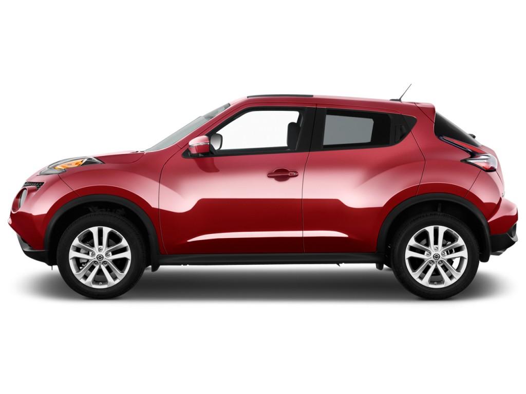 Image 2016 Nissan Juke 5dr Wagon Cvt Sl Fwd Side Exterior