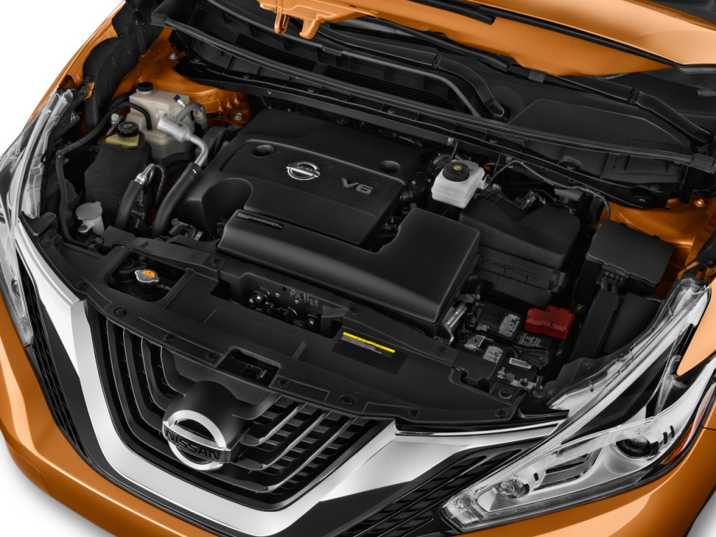 Image 2016 Nissan Murano Fwd 4 Door Platinum Engine Size 1024 X 768 Type Gif Posted On