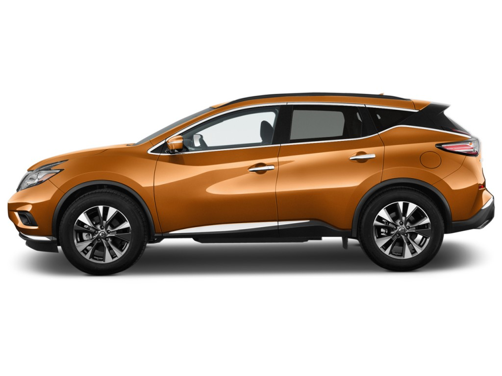 image 2016 nissan murano fwd 4 door sv side exterior view size 1024 x 768 type gif posted. Black Bedroom Furniture Sets. Home Design Ideas
