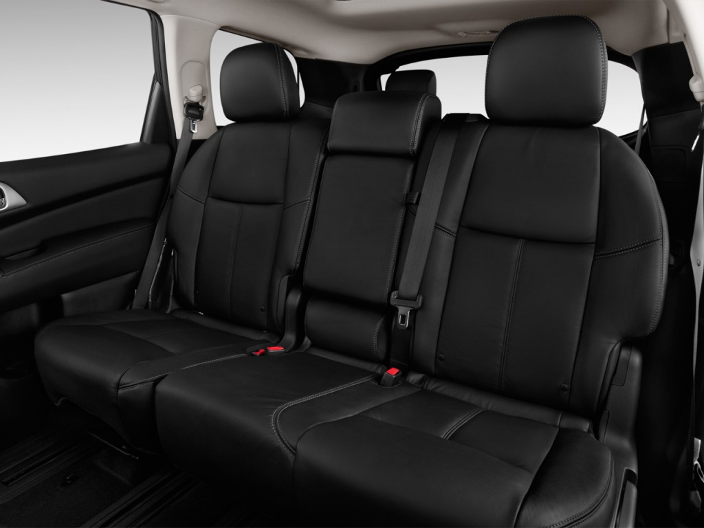 Image 2016 Nissan Pathfinder 2wd 4 Door Sl Rear Seats Size 1024 X 768 Type  Gif