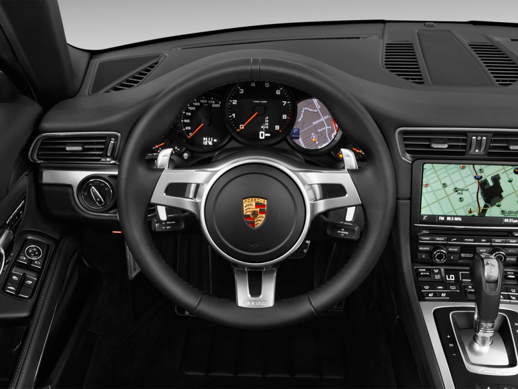 image 2016 porsche 911 2 door cabriolet carrera black edition steering wheel size 1024 x 768. Black Bedroom Furniture Sets. Home Design Ideas